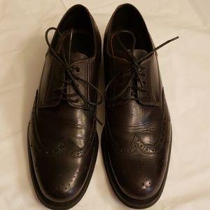 Coach Stockton 104 B4200 Made Italy Leather 9.5D